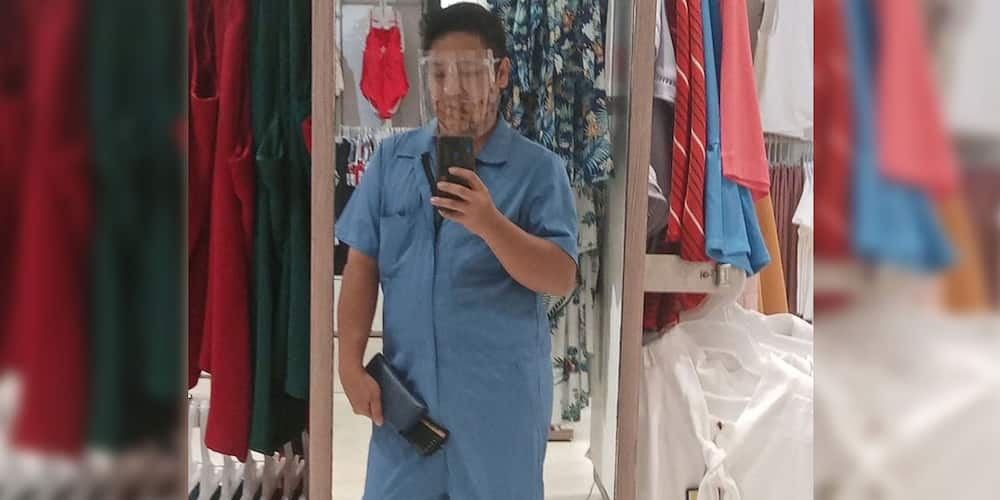 """Netizen gets tagged as """"janitor"""" at the mall after wearing wrong item sent by seller"""