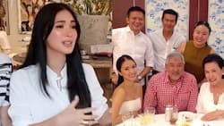 Heart Evangelista, Chiz Escudero gets honest about reconciling with her parents