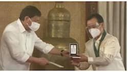 Onyok Velasco, kasabay ang mga Tokyo Olympic medalists na pinarangalan ng Malacañang