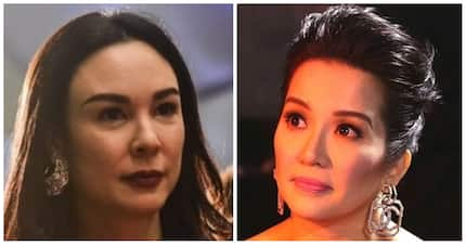 Sino mas pinaniwalaan? Netizens react to Gretchen Barretto's revelations about Kris Aquino