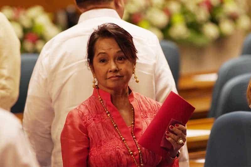 Arroyo, inaming gumagamit ng marijuana para sa iniindang sakit