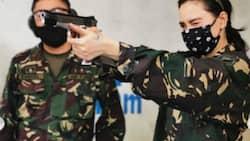 Arci Muñoz undergoes Basic Citizen Military Training, has message to other women