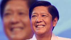 "Bongbong Marcos, itinangging nakikipag-away kay VP Leni: ""It's not going to be that kind of election"""