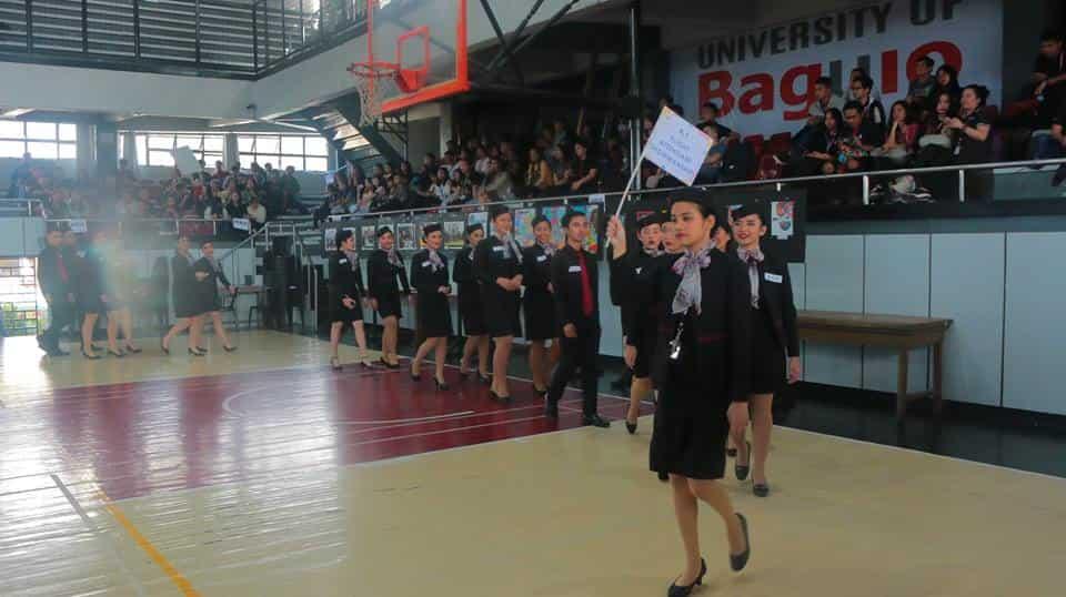 university of baguio student portal