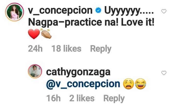"Valerie Concepcion on Alex Gonzaga being baby Amari's 'yaya': ""Nagpa-practice na"""