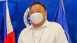 "Harry Roque gets asked by President Duterte: ""Bakit ka nag-positive?"""
