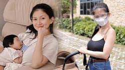 Sheena Halili stuns netizens with her post-pregnancy body; celebrities react