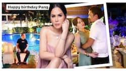 Jinkee Pacquiao, may bonggang pa-birthday sa kanyang Papang sa mansyon 1