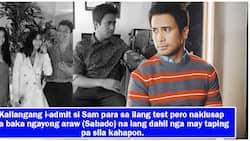 Sam Milby isinugod sa ER habang nasa 'Halik' finale presscon