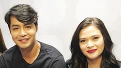 """Bela Padilla gets commended by Zanjoe Marudo for her work as a director and writer in their film """"366"""""""