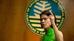 Government officials mourn the passing of former DENR Sec. Gina Lopez