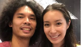 Japeth Aguilar, wife Cassandra Naidas are expecting their first baby