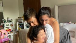 Pauleen Luna posts heartwarming photos with husband Vic Sotto and daughter Tali