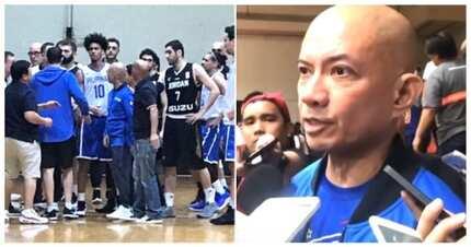 May nag walk out! Coach ng Gilas at Jordan nagkapikunan diumano sa court