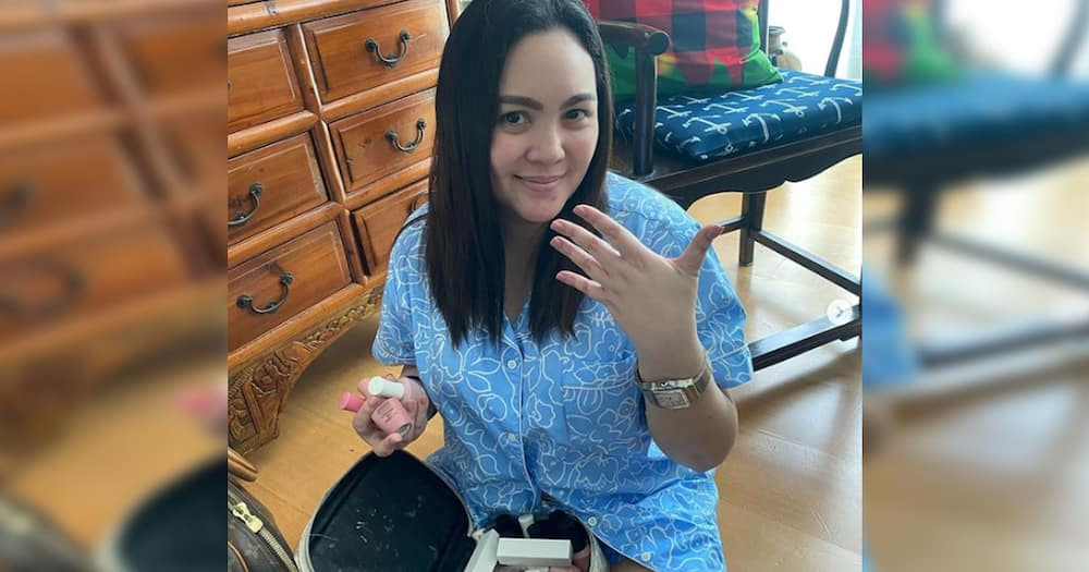 Claudine Barretto makes another cryptic post that describes someone being fake