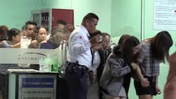 Freed hostage at Greenhills mall says hostage-taker treated them gently