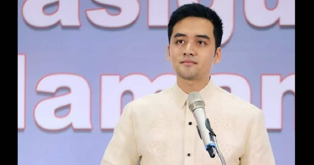 Vico Sotto visits 'Daddy's Gurl' shooting location in Pasig to collect fees