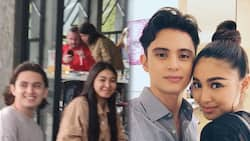 Nadine Lustre speaks about her breakup amid rumors that she got back together with James Reid