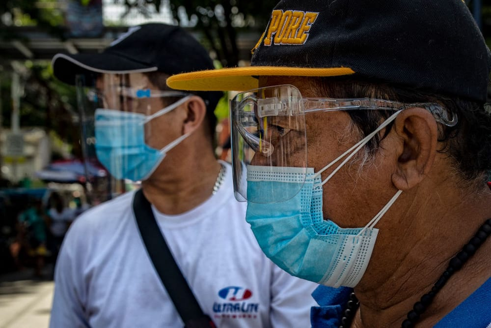 DOH reacts over Larry Gadon's improper use of face mask and his reason behind it