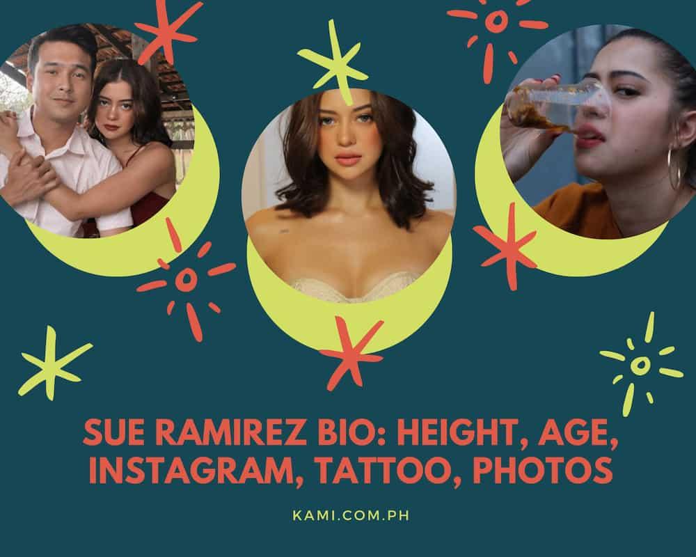 Sue Ramirez bio: Height, age, Instagram, tattoo, photos
