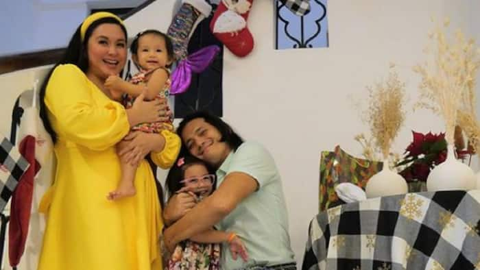 Robin and Mariel Padilla host emotional gathering with family members