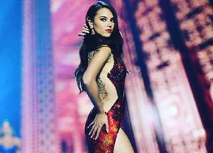 Mind-staggering cost of Catriona Gray's evening gowns revealed by Mak Tumang
