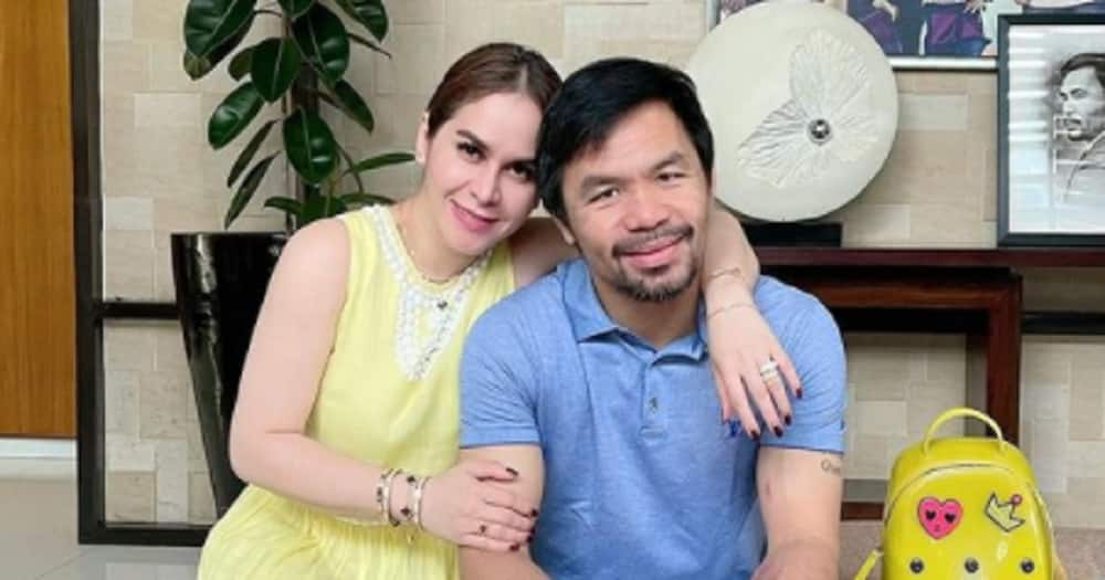 Jinkee posts meaningful message amid Manny Pacquiao's rift with Duterte