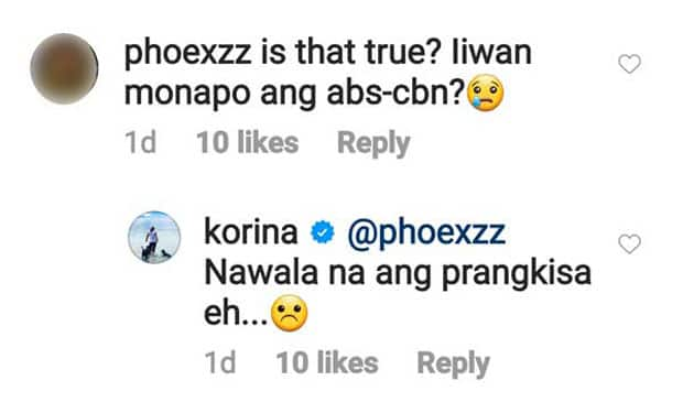 Korina Sanchez confirms exit from ABS-CBN
