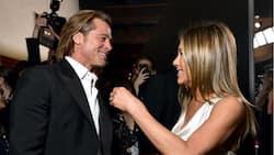 Meet up of Brad Pitt & former wife Jennifer Aniston at SAG Awards creates buzz