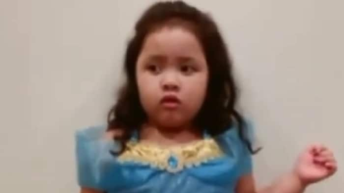 """Video of baby Tali Sotto singing """"A Whole New World"""" goes viral"""