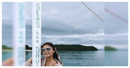10 Pretty showbiz celebs and their fabulous boat ride OOTD snaps