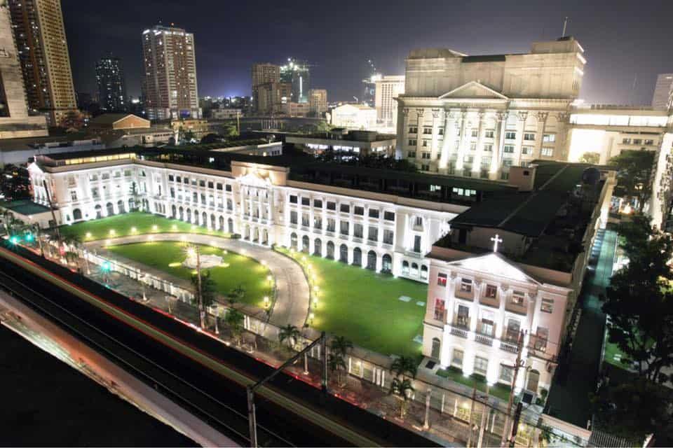 Top universities in the philippines