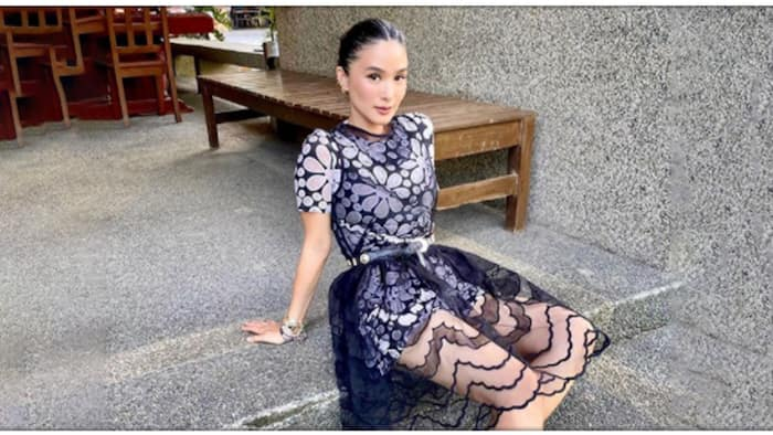 Heart Evangelista wows netizens with her ukay-ukay outfit worth P270
