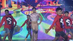 Zeus Collins' video while dancing in six-inch high heels goes viral