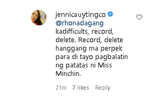 Jennica Garcia, ginagalingan ang pagti-TikTok para hindi mapagalitan ni Ms. Minchin