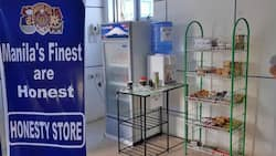 Honesty store in Manila police station gets closed due to dishonest customers