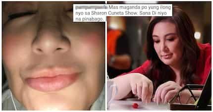 Sharon Cuneta, sinupalpal ang isang netizen nagsabing nagpabago siya ng ilong