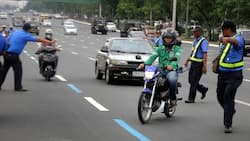 Netizens react to proposed law for bigger motorcycle plates