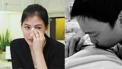 """Alex Gonzaga confirms she suffered miscarriage: """"there were a lot of crying"""""""