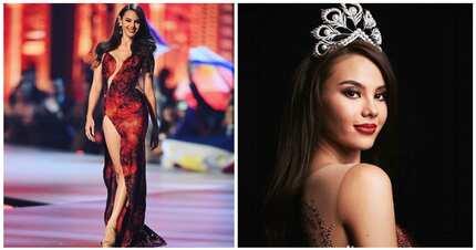 Catriona Gray, nagbigay ng mensahe para sa Pinoy fans matapos koronahang Miss Universe 2018