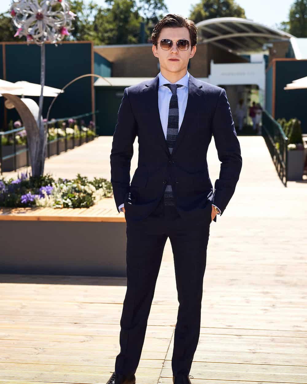 Tom holland height