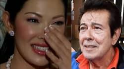 Ruffa Gutierrez, emosyonal dahil kay Eddie Gutierrez na inoperahan kamakailan dahil sa cancer