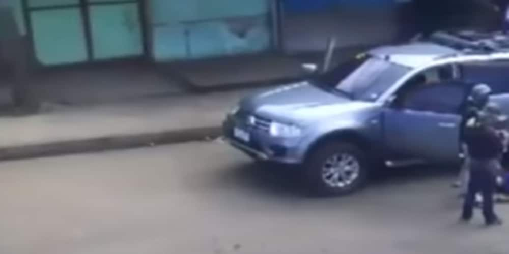 CCTV footage of Sulu shooting incident aftermath released