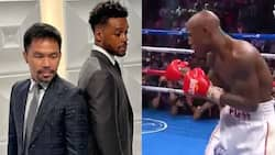 "Errol Spence Jr's tweets after Pacquiao vs Ugas fight go viral: ""Man"""