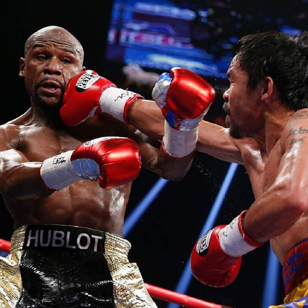 Manny Pacquiao net worth Forbes