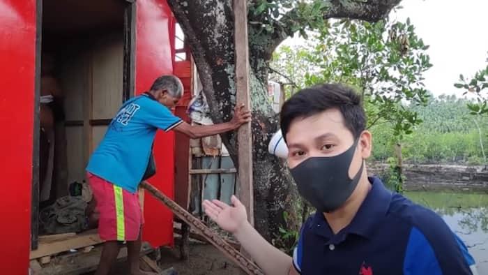 Marcelito Pomoy, nag-patayo ng apat na bahay para sa mga mahihirap na pamilya
