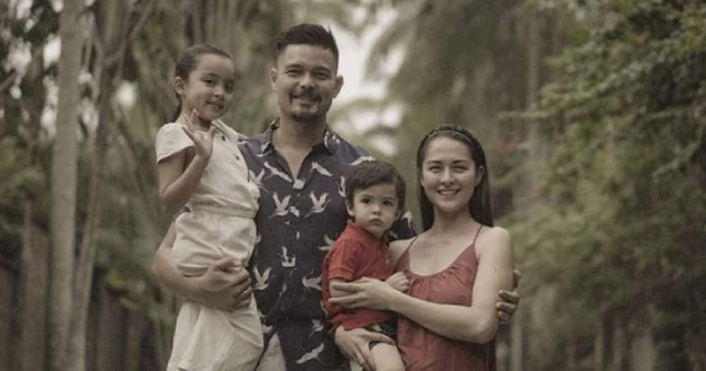 Dingdong Dantes shows wife Marian being a hands-on mommy to baby Ziggy