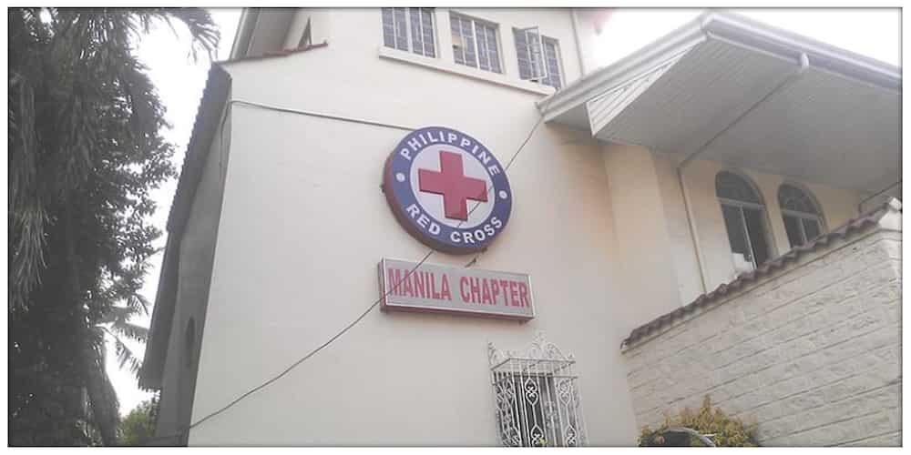 Red Cross, sinagip ang isang nurse na pinaalis sa kanyang boarding house