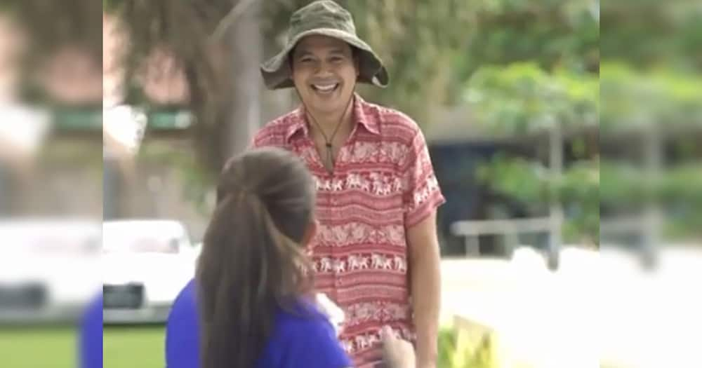 Dimples Romana's priceless reaction upon seeing John Lloyd Cruz goes viral