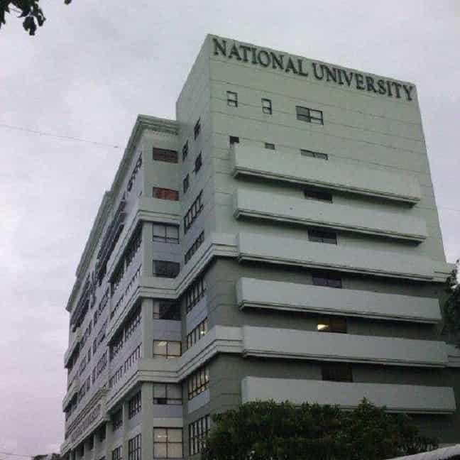National University Manila